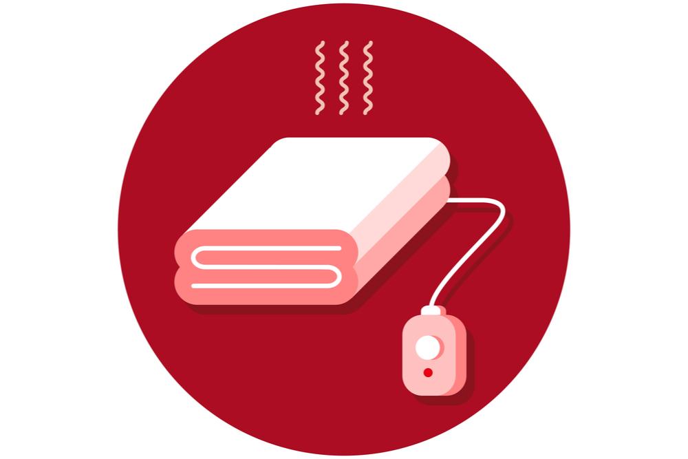 睡眠の質を上げるための電気毛布の効果的な使い方